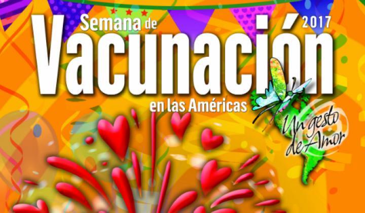 Vacunacion de las Americas