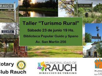 Taller turismo rural