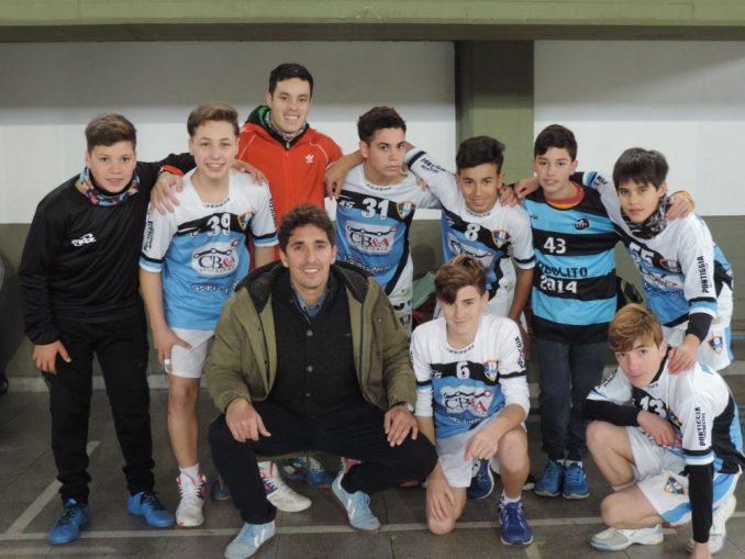 Handball Escolar Abierta