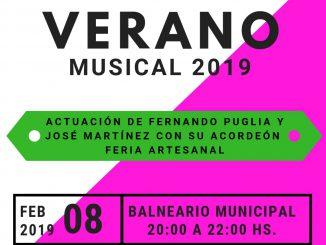 Verano Musical 2019