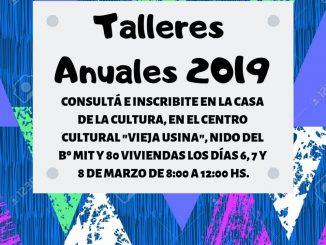 Cultura Talleres