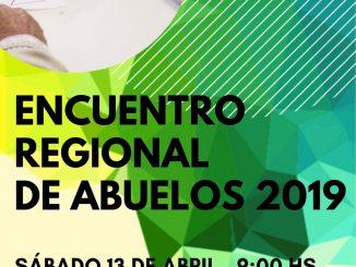 Encuentro Regional Abuelos 2019