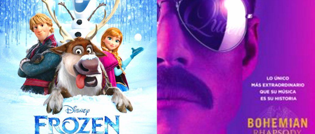 Frozen - Rhapsody Bohmian