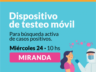 testeo móvil Miranda